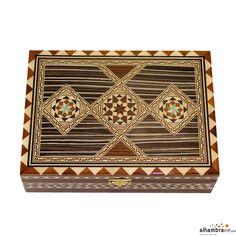 Caja Taracea | Alhambra VIP