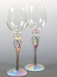 c863fb003d1 44 Best Artisan Wine Glasses images in 2019
