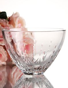 Waterford Monique Lhuillier Modern Love Collection, Large Bowl