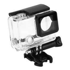 High Quality Underwater 30 Meters Waterproof Diving Protective Housing Case Cover for GoPro Hero 4 In stock!