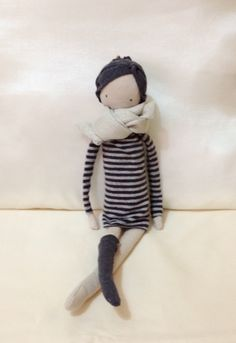 Cloth Rag Doll. Inma