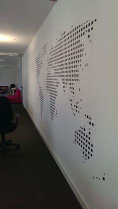 Inside GlobalWebIndex Offices