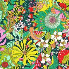 Liberty Tana Lawn Fabric Garden of Dreams by Alicecarolinesupply