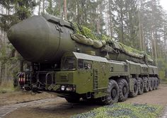 Russia Orders Snap Drill of Missile Forces
