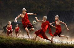 Ces 30 photos magiques que nous avons sélectionnées prouveront que l'enfance peut être merveilleuse n'importe où.