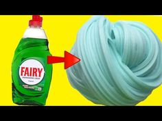 2 INGREDIENT SLIME! SLIME WITH DISH SOAP ! How to make slime without borax & glue! - YouTube