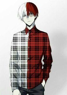 My Hero Academia (Boku No Hero Academia) Todoroki Shouto – anime Boku No Hero Academia, My Hero Academia Memes, Hero Academia Characters, My Hero Academia Manga, Anime Style, Cute Gay, Image Manga, Hot Anime Guys, Anime Boys