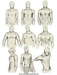 남자 근육