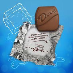 Dove Mexico - Deja que tu corazón derrita el frío exterior.