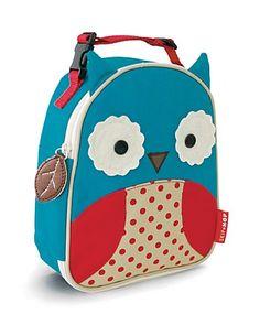 Skip Hop Zoo Lunchie Owl Lunchbag   Bloomingdale's