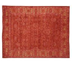 Nyla Persian-Style Rug | Pottery Barn