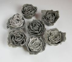 Koukutettu: Sytykeruusut Egg Cartons, Diy Things, Rose, Flowers, Plants, Crystals, Diy Stuff, Pink, Roses
