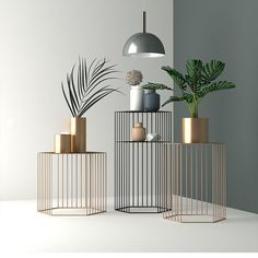 Hausschmaus Hexagonal Metal Side Table Using Blinds For Coloring Geometric Side Table, Metal Side Table, Modern Side Table, Metal Furniture, Home Furniture, Furniture Design, Table Furniture, Furniture Stores, Furniture Websites
