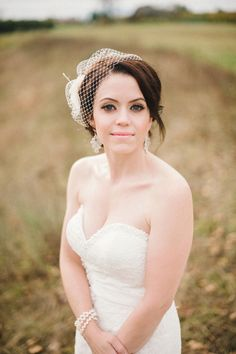 Allure wedding dress | photos by Mathias Fast | 100 Layer Cake