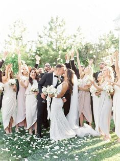 This Romantic Day Is Redefining Everything You Thought About Coastal Weddings Wedding Photography Inspiration, Wedding Inspiration, Wedding Ideas, Wedding Decorations, Bridesmaid Dress Styles, Wedding Dresses, Bridesmaids, Wedding Flowers, Wedding Portraits