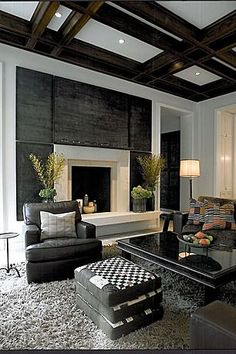 gorgeous Living room...ceiling