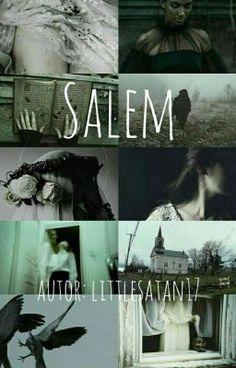 Salem, rok 1692. Masowe egzekucję kobiet posądzonych o magię. Zginęło… #fantasy # Fantasy # amreading # books # wattpad