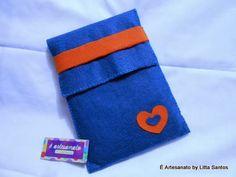 Capa para Tablet, celular ou notebook by Litta Santos