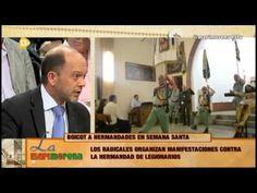 """RECOMENDADO """"la Marimorena"""" 27-04-2014: Jesús Cañadas. Veto al desfile de la L..."""