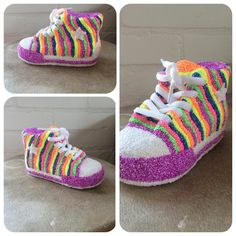 Foam clay spaargymp spaarsneaker Babyshower, Adidas Sneakers, Clay, Kids, Crafts, Clothes, Shoes, Fashion, Clays