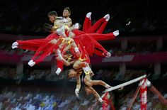 Hannah Johnston captures the motion of Olympic athletes by combining multiple shots in camera