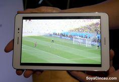 Interesante: Presentada oficialmente la Huawei Honor Tablet, 8 pulgadas y posibilidad de hacer llamadas