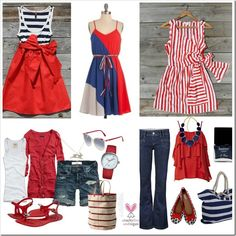 cutenfit.com cute fourth of july outfits (06) #cuteoutfits