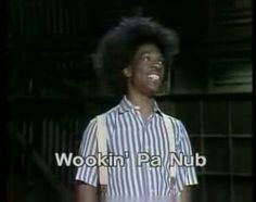 SNL Eddie Murphy as Buckwheat <3