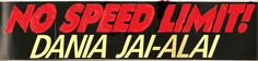 Comment by Norm de Plume on February 19, 2013 at 10:14pm    This is a 1990 era bumper sticker purchased at Dania