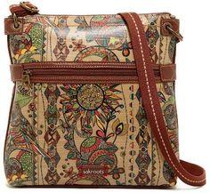 40366d5c24 SAKROOTS Artist Circle Crossbody Bag  affiliatelink Coated fabric exterior