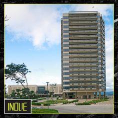 Com um projeto arrojado e único, a torre comercial Iguatemi Business Sorocaba oferece a praticidade que sua empresa procura. Salas de 32 a 70m².  www.bko.com.br/inove