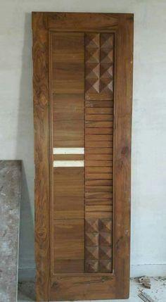 lutfifurniture.com IG @lutfifurniturejepara Door And Window Design, Wooden Main Door Design, Double Door Design, Door Gate Design, Pooja Room Door Design, Bedroom Door Design, Door Design Interior, Modern Wooden Doors, Shutter Designs