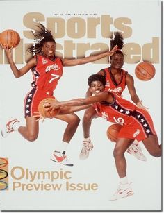 Katrina McClain Johnson is an Olympic gold medalists and a retired WNBA player.