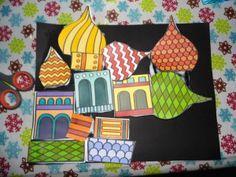 Preschool Theme ~ Landmarks Around The World