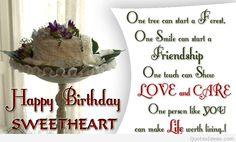 Happy Birthday To My Husband