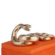 Snake Box from Z Gallerie