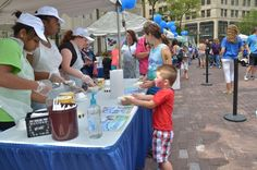 26th annual Ice Cream Social on the Circle, hosted by American Dairy Association Indiana Inc. | Indy with Kids