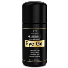Radha Beauty Eye Cream for Puffiness, Dark Circles, Wrinkles and Bags - The most effective eye gel for every eye concern - All Natural Ingredients - fl oz ** Hurry! Check out this great product : New Beauty Products Eye Cream For Dark Circles, Dark Circles Under Eyes, Essential Oil Set, Under Eye Bags, Thing 1, Puffy Eyes, Eye Gel, Rosehip Oil, L'oréal Paris