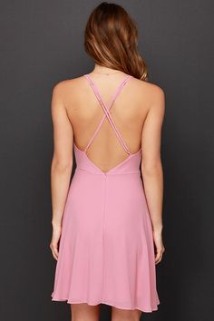 LULUS Exclusive Dream About Me Blush Pink Dress at Lulus.com!