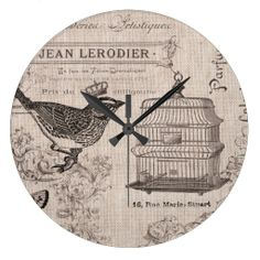 >>>Smart Deals for          	Vintage French Bird wall clock           	Vintage French Bird wall clock you will get best price offer lowest prices or diccount couponeReview          	Vintage French Bird wall clock Review on the This website by click the button below...Cleck Hot Deals >>> http://www.zazzle.com/vintage_french_bird_wall_clock-256820568992430179?rf=238627982471231924&zbar=1&tc=terrest