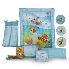 Are you planning to decorate your baby's room with Finding Nemo theme? If so then check out for some cute Finding Nemo Nursery decor below. There...