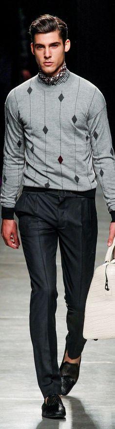 Bottega Veneta Fashion Show & More Luxury Details