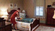 "Meryl Streep as Francesca Johnson in ""The Bridges of Madison County"" Madison County, Meryl Streep, Clint Eastwood, Great Movies, Bridges, Bedrooms, Mary, Actors, Vintage"
