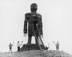 The Wicker Man #film #horror #movies