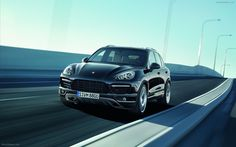 Porsche Cayenne Turbo Widescreen Exotic Car Wallpapers of