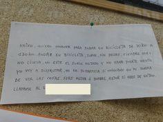 Anuncio en Las Arenas (Bizkaia) (Septiembre de 2014)