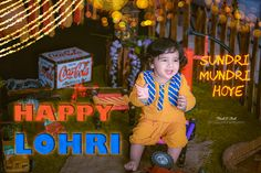Lohri Pictures, Happy Lohri, Indian Festivals, Cute Babies, Photoshoot, Baby, Kids, Photography, Young Children