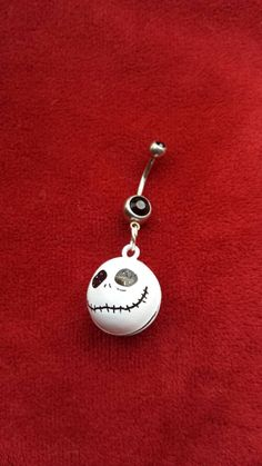 Jack the Pumpkin King Inspired Bell by DaintyVixenShop on Etsy