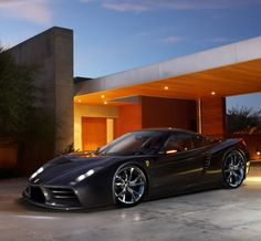 """The Ferrari Enzo is number four on Motor Trend Classic's list of """"Greatest Ferraris of All Time."""""""