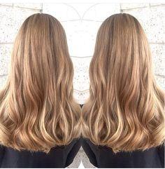 Golden toned blonde - FRANGIPANI HAIR STUDIO JACKSONVILLE BEACH FL 32250 @frangipanihairstudio